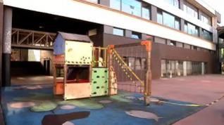 Un centro educativo de Vizcaya suspende las clases al dar positivo varios profesores