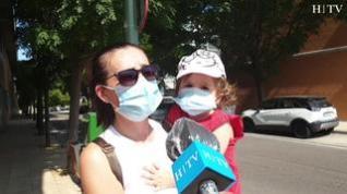 Cerrada un aula del CPI San Jorge de Zaragoza por un caso de coronavirus