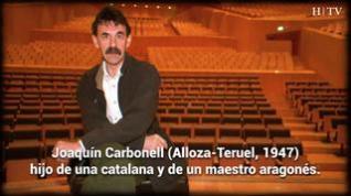 Fallece el cantautor turolense  Joaquín Carbonell