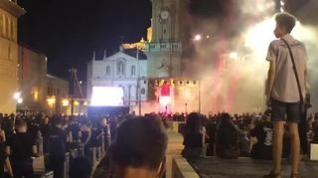 'Alerta roja': el 'sos' del mundo del espectáculo y de los eventos en Zaragoza y otras 27 ciudades
