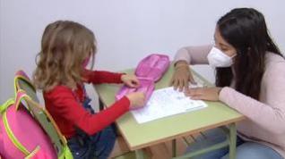 La escuela rural de Aguilar de Alfambra, Teruel, resurge en medio de la pandemia