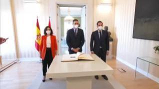 Sánchez y Ayuso acuerdan crear un grupo covid-19 para controlar la pandemia