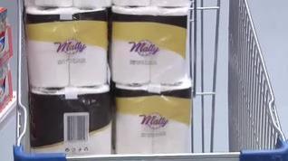 El fenómeno 'búnker' vuelve a aparecer en Madrid y la venta de papel higiénico crece un 15%