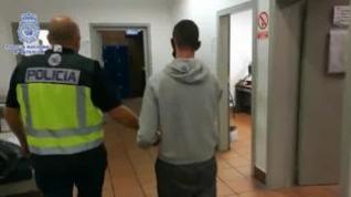 Detenido en Zaragoza un ladrón que fracturó la mandíbula a una de sus víctimas