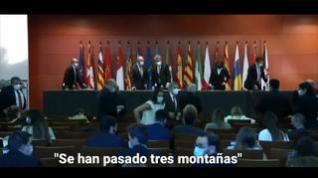 """El ministro de Justicia, tras el 'viva al Rey Rey' de los jueces: """"Se han pasado tres montañas"""""""