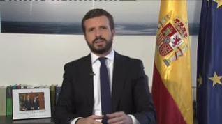 Casado exige la destitución de Garzón y llevará la reprobación de Iglesias al Congreso