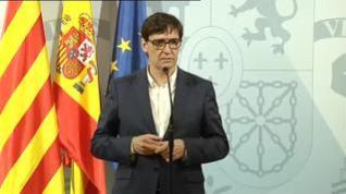 Sanidad emplaza a Ayuso a reconsiderar las medidas en Madrid