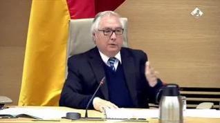 """Castells, ministro de Universidades: """"El mundo está en peligro... este mundo se acaba"""""""