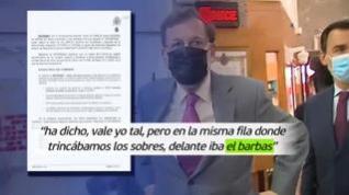 """Las grabaciones de la """"Operación Kitchen"""" estrechan el cerco a Mariano Rajoy"""