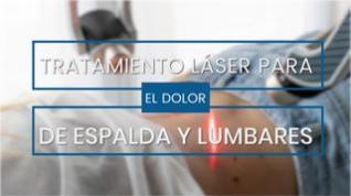 Un método láser pionero para tratar el dolor lumbar