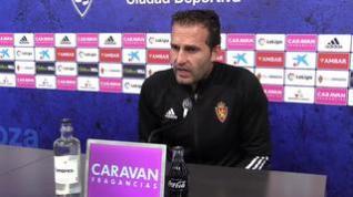 """Baraja: """"Vamos a tener que estar muy finos con el balón para ganar en Alcorcón"""""""