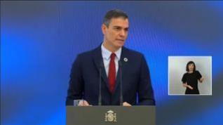 Sánchez anuncia que el Plan de Recuperación movilizará 72.000 millones hasta 2023