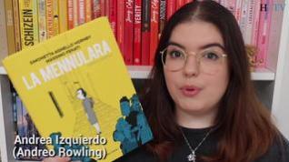 """'La Mennulara', una novela gráfica """"con bastantes horas de lectura garantizadas"""""""