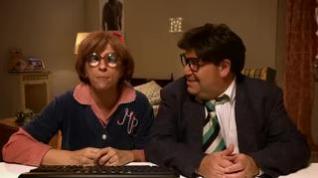 """Conchito y Mari Ramona, de Oregón TV, piden que """"no vayamos de farra, ya iremos al año que viene"""""""