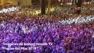 Así fue el pregón de las Fiestas del Pilar de 2019