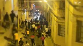 Dos jóvenes, detenidos en una una pelea en el barrio de Delicias de Zaragoza