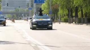 El taxi autónomo llega a Pekín