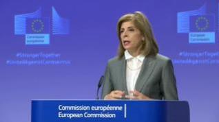 La Comisión Europea advierte de que el tiempo se acaba