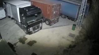 Desarticulan una banda que robaba mercancía de camiones estacionados en Zaragoza