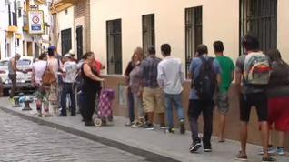Un millón de pobres más, la otra secuela de la covid en España