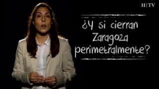 ¿Qué pasará si confinan Zaragoza?