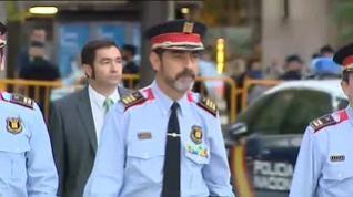 Josep Lluís Trapero, absuelto por la Audiencia Nacional