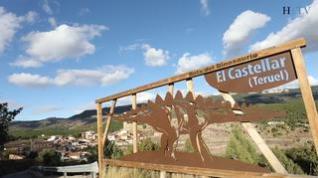 Los dinosaurios siguen dejando huella en El Castellar