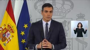 Sánchez apuesta por seis meses de nuevo estado de alarma para doblegar la curva de contagios