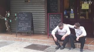Una fotografía del Bodegón Azoque de Zaragoza se hace viral en tan solo unas horas