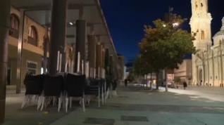 Comienza el confinamiento perimetral de Aragón para frenar al coronavirus