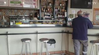 Cafeterías y restaurantes de gasolineras y polígonos: Aforo al 50% en el interior
