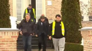 El desvío de fondos públicos para financiar los gastos de Puigdemont se salda con 21 detenidos