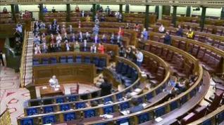 El Congreso aprueba la prórroga del estado de alarma hasta el 9 de marzo