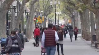 Cataluña se encierra, al menos, 15 días