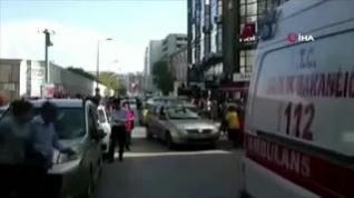 Un fuerte terremoto derriba varios edificios en Turquía