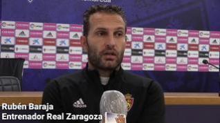 """Baraja: """"El partido frente al Mallorca es una oportunidad para cambiar la dinámica"""""""