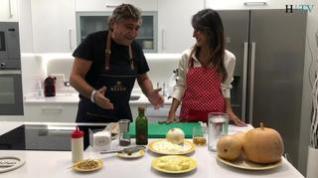 Cocina con Segarra: crema de calabaza con crema de queso