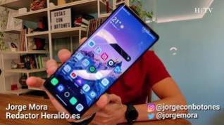 LG le da una vuelta al smartphone
