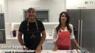 Cocina con Segarra: Tarta de melocotón de Calanda