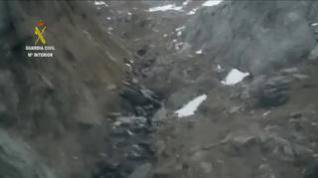 Rescatan a una escaladora tras una caída en Montrebei y a un montañero en Sallent