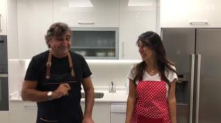 Cocina con Segarra: Croquetas de borraja y nueces