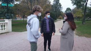 """Jóvenes frente a la pandemia: """"No todos somos iguales"""""""""""