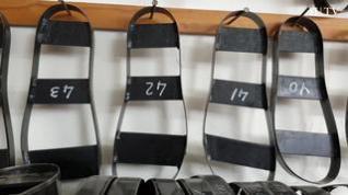 De las manos a los pies, el calzado artesano de Zaragoza