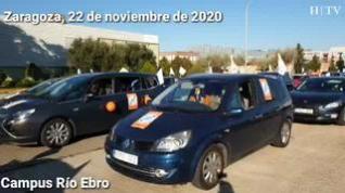 Comienza en Zaragoza la manifestación contra la ley Celaá