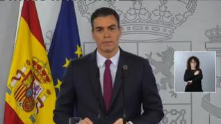 Sánchez anuncia que habrá 13.000 puntos de vacunación con una estrategia para toda España