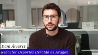 El Real Zaragoza sigue sin reaccionar