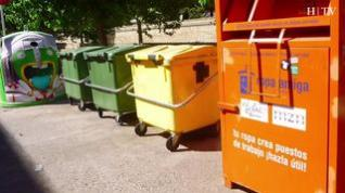 ¿Cuáles son los contenedores de ropa usada autorizados en Aragón?