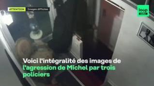 Polémica en Francia por una violenta agresión policial a un hombre negro