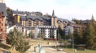 Futuro incierto en las estaciones de esquí con la pandemia