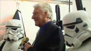 Muere David Prowse, el actor que interpretó a Darth Vader